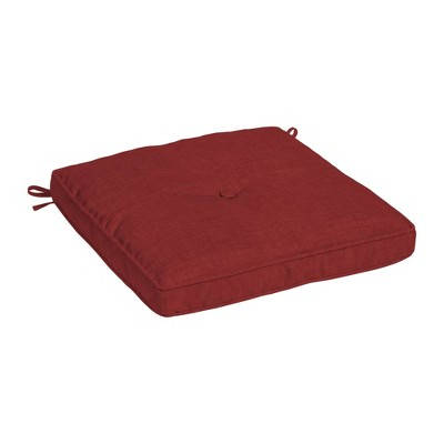 Leala Plush BlowFill Seat Pad - Arden Selections