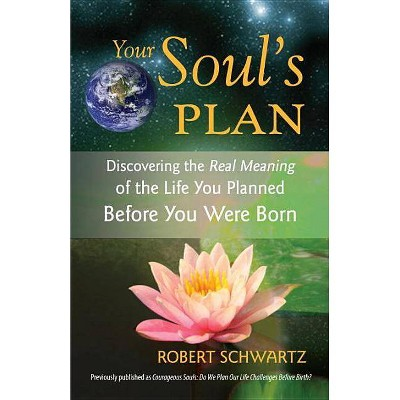 Your Soul's Plan - by  Robert Schwartz (Paperback)