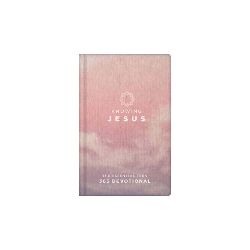 Knowing Jesus : The Essential Teen 365 Devotional (Hardcover)