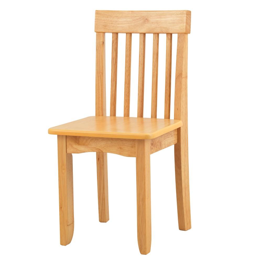 Image of KidKraft Avalon Chair - Natural, White