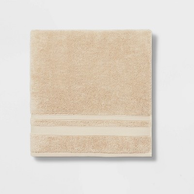 Performance Bath Sheet Tan - Threshold™