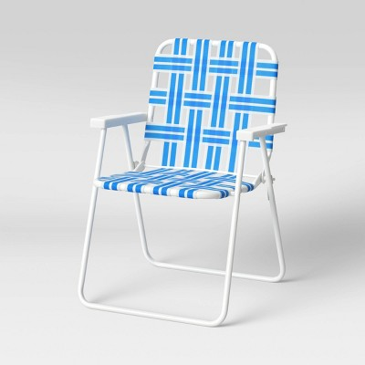 Webstrap Folding Beach Sand Chair - Sun Squad™