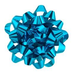 Jumbo Splen Glitter Bow Turquoise - Spritz™