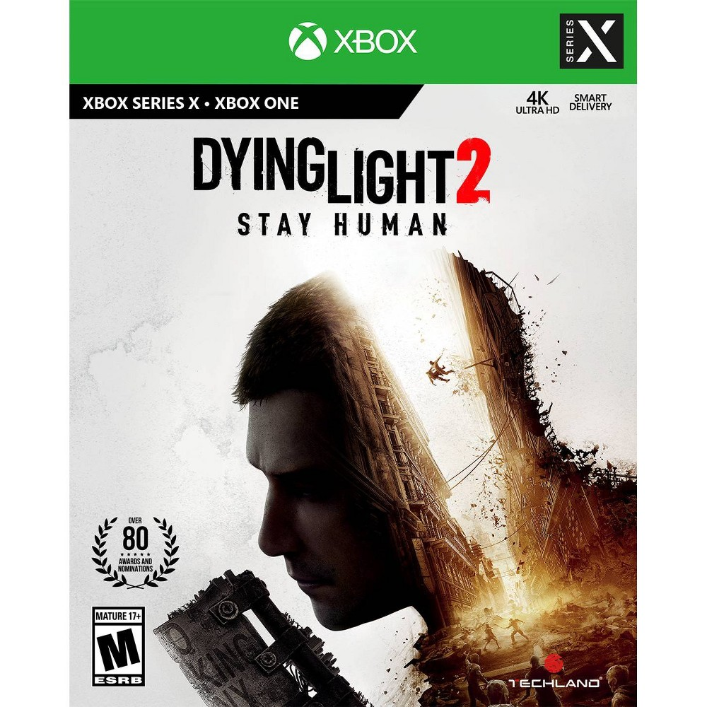 Dying Light 2 - Xbox One, Video Games