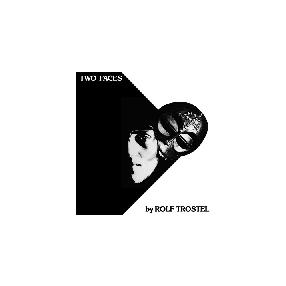 Rolf Trostel - Two Faces (CD)