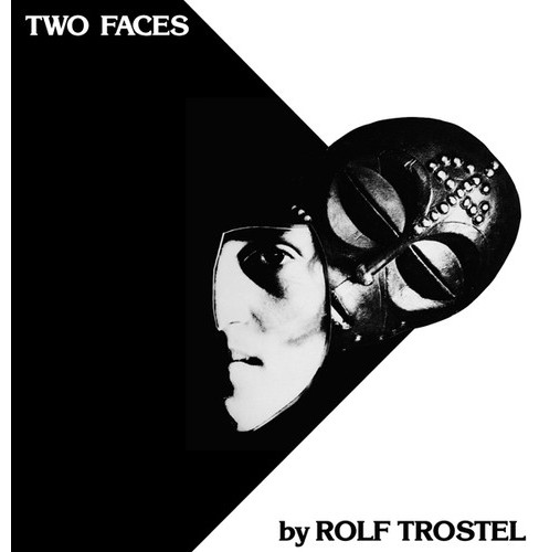 Rolf Trostel - Two Faces (CD) - image 1 of 1