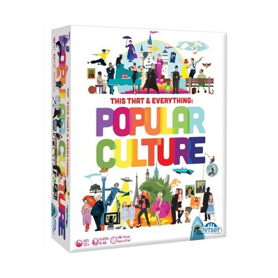 This That & Everything Game: Popular Culture