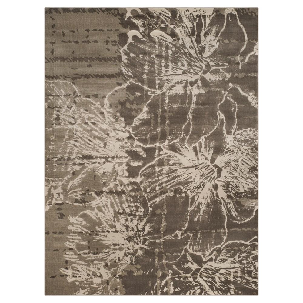 Harlow Area Rug - Gray / Dark Gray (8'2 X 11') - Safavieh