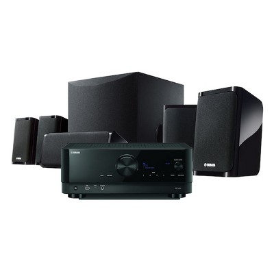 Yamaha YHT-5960U 5.1-Channel Premium Home Theater System with 8K HDMI and MusicCast