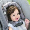 GO By Goldbug Space Duo Head Support And Strap Cover Set For Car Seat, Stroller, Bouncer - image 4 of 4