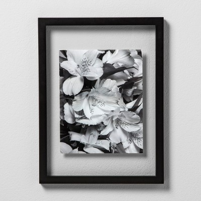 11 x15  Float Frame Black - Made By Design™