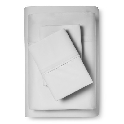 Tencel Cotton Sheet Set (King)Silver Springs - Fieldcrest™