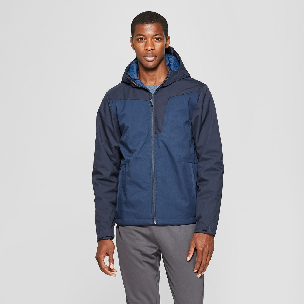 Men's Insulated Softshell Jacket - C9 Champion Navy (Blue) S