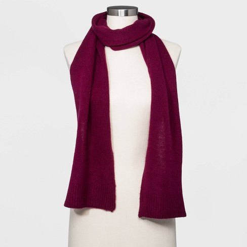 Women's Cashmere Scarf - A New Day™ One Size - image 1 of 2