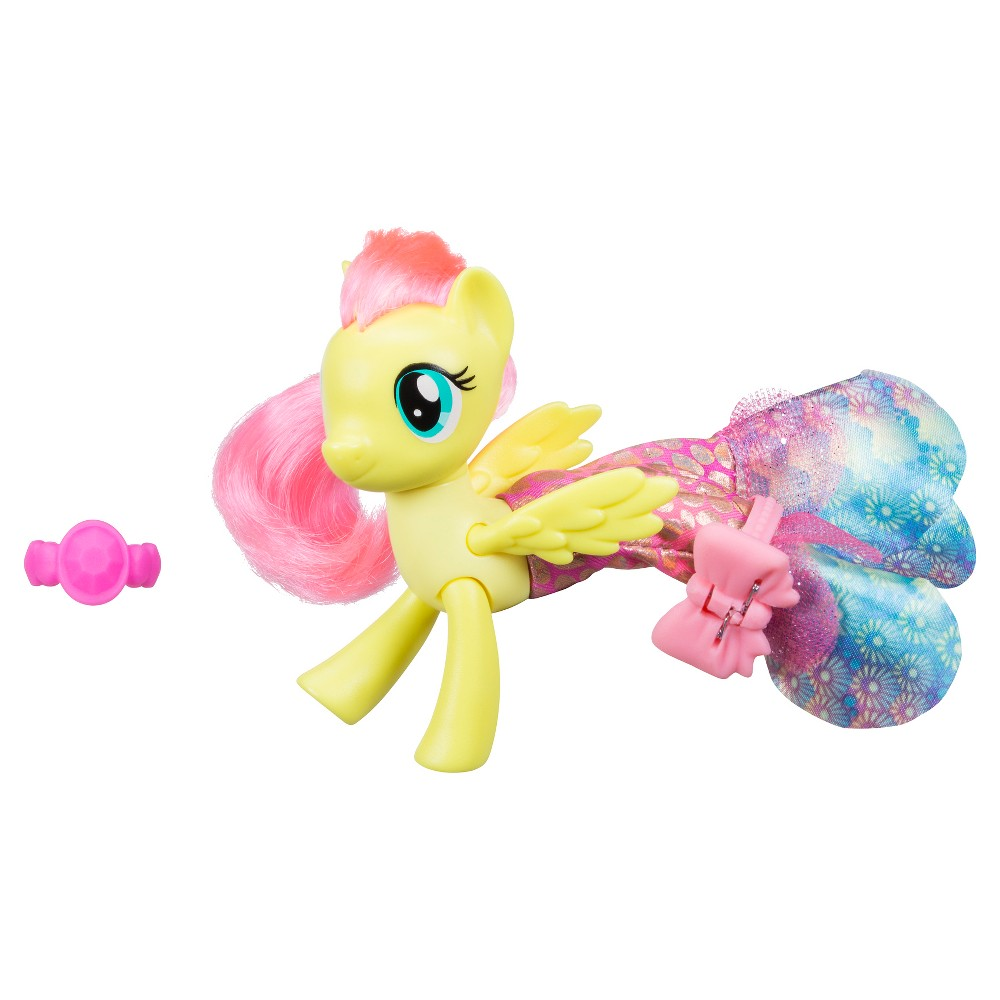 My Little Pony the Movie Fluttershy Land & Sea Fashion Styles