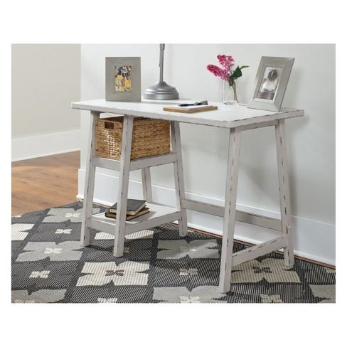 Mirimyn Home Office Small Desk Antique White - Signature Design by Ashley :  Target - Mirimyn Home Office Small Desk Antique White - Signature Design By