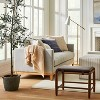 """75"""" Artificial Sparse Olive Tree in Pot - Threshold™ designed with Studio McGee - image 2 of 4"""