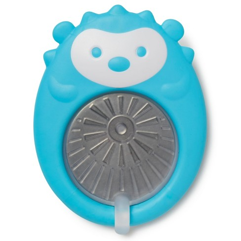 Skip Hop E&M Cool Soothing Hedgehog Teether - Blue - image 1 of 6