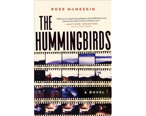 Hummingbirds -  by Ross Mcmeekin (Hardcover) - image 1 of 1