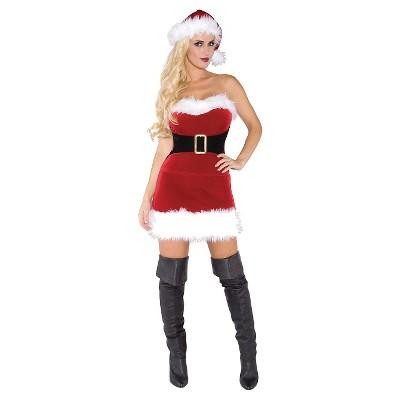 Adult Claus Costume
