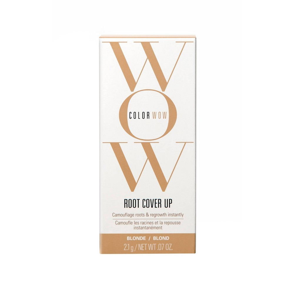 Image of Color Wow Root Cover Up - Blonde - 0.07oz, Yellow