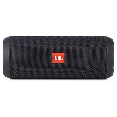 JBL Flip 4 Waterproof Smart Speaker with Google Assistant- Black