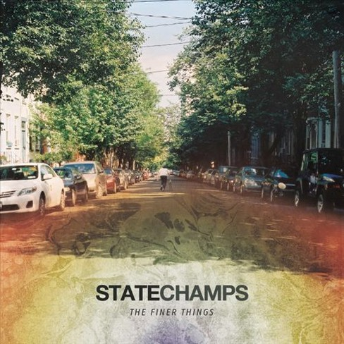 State Champs - Finer Things (CD) - image 1 of 1