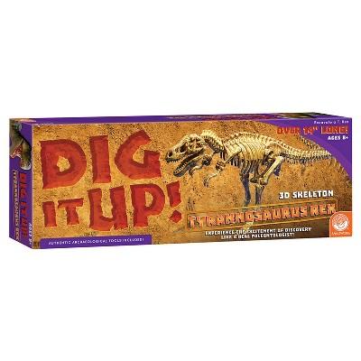 Mindware Big Dig Dino Model - T Rex