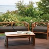 Ravenna Water-Resistant Patio Seat Cushion Slip Cover - Classic Accessories - image 2 of 4