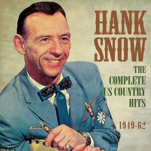 Hank snow - Hank snow:Complete us country 49-62 (CD) - image 1 of 1