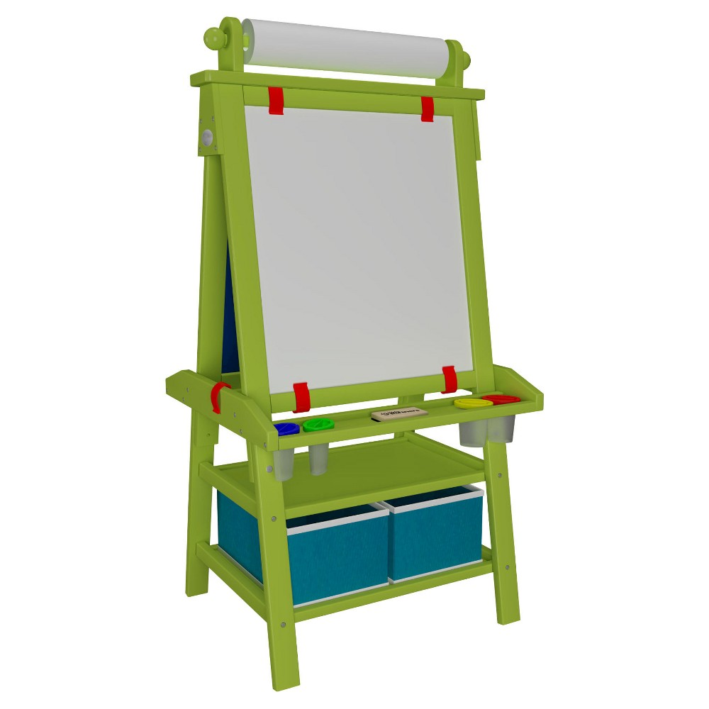 Little Partners Deluxe Learn and Play Art Easel