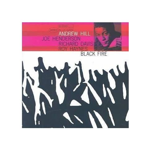 Andrew Hill - Black Fire (Remaster) (CD) - image 1 of 1