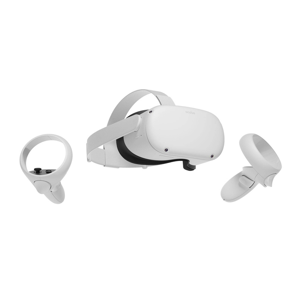 Oculus Quest 2 Advanced All In One Virtual Reality Headset 64gb