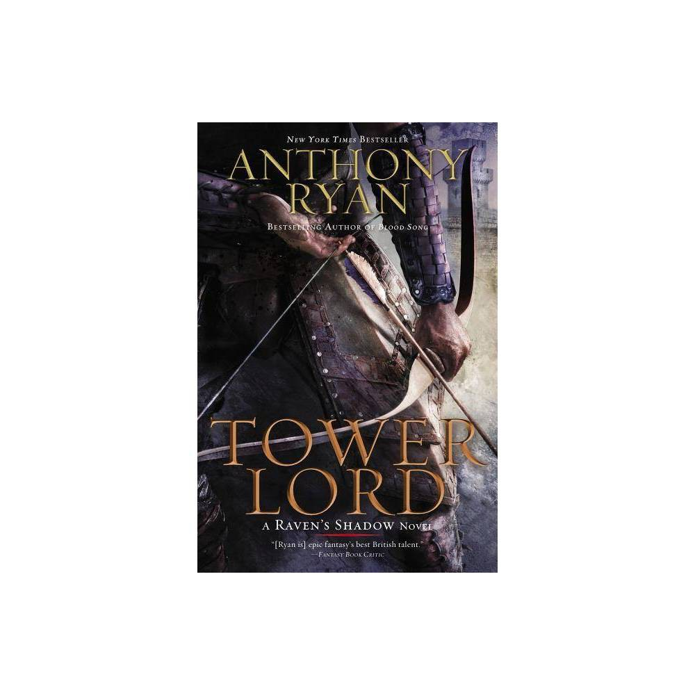 Tower Lord Raven S Shadow Novel By Anthony Ryan Paperback