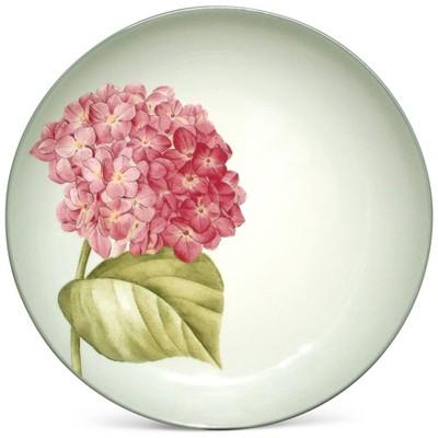 Noritake Colorwave Green Hydrangea Floral Salad Plate