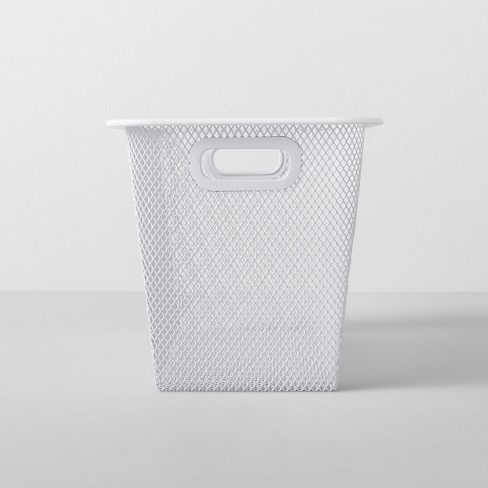 "Slim Metal Shoe Bin 6.25""W X 13""D X 6.25""H - Made By Design™ - image 1 of 4"
