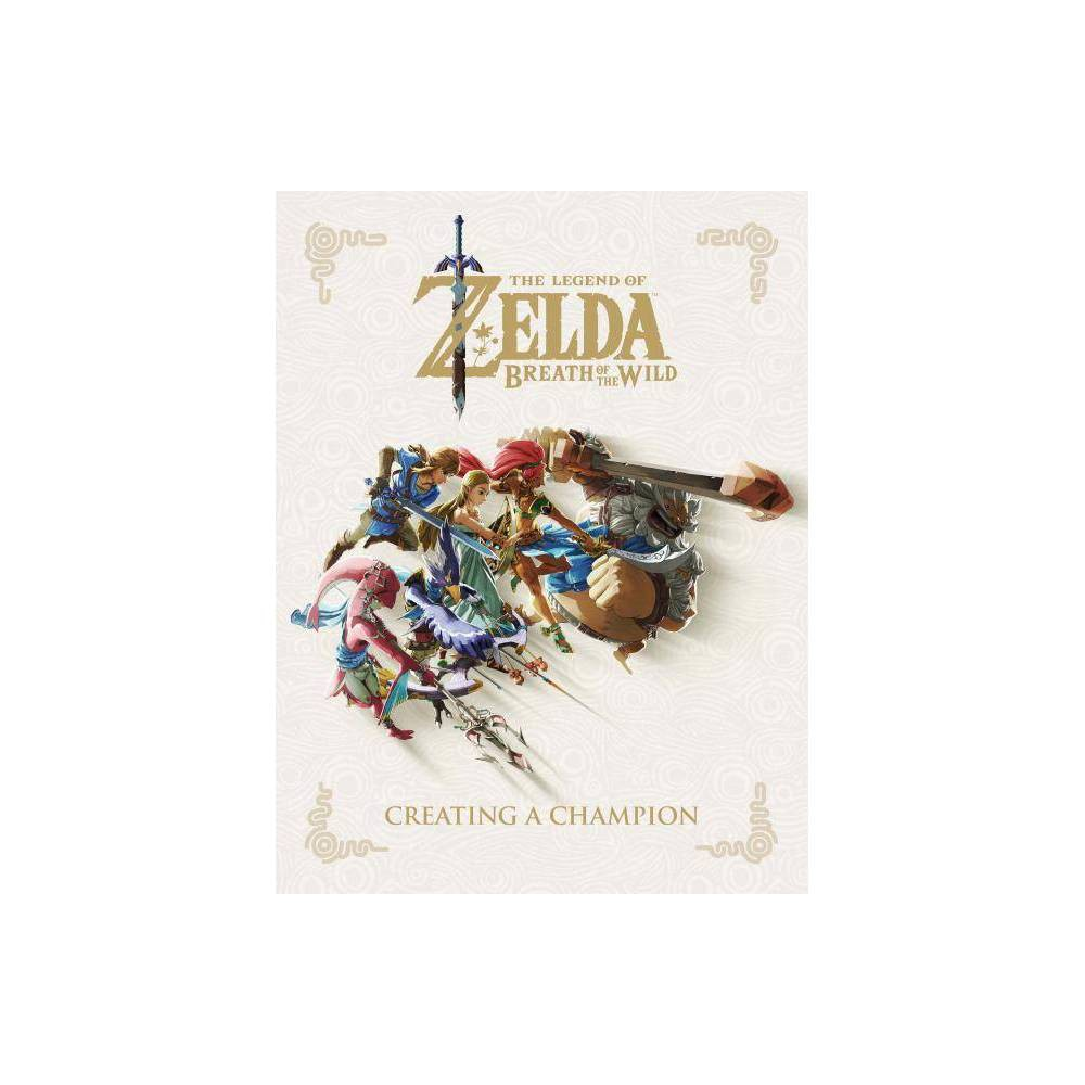 ISBN 9781506710105 product image for Breath of the Wild : Creating a Champion - (Legend of Zelda) (Hardcover) | upcitemdb.com