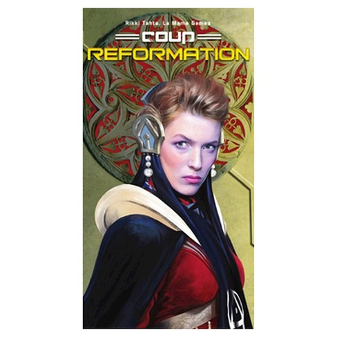 Coup Reformation Card Game - image 1 of 1
