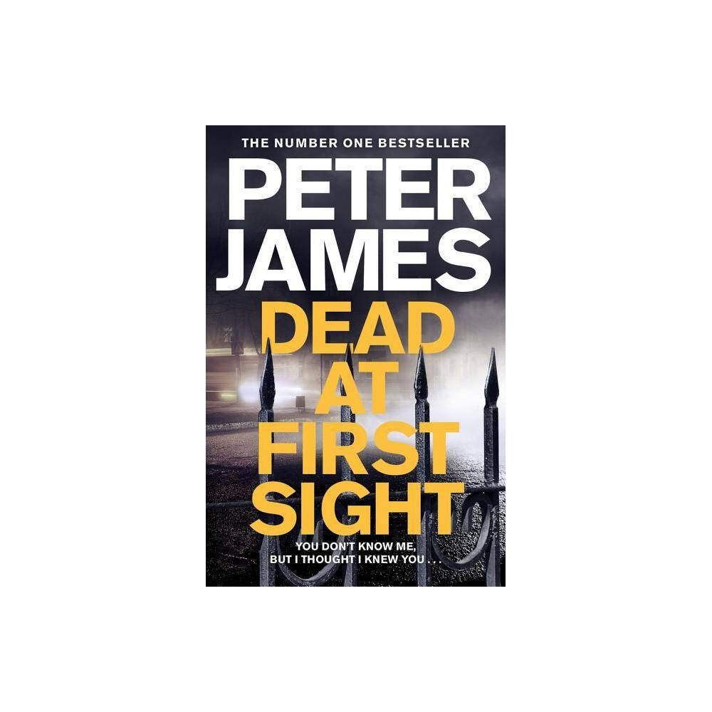 Dead At First Sight Roy Grace By Peter James Hardcover