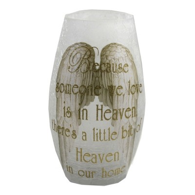 "Stony Creek 7.0"" Heaven In Our Home Med Pre-Lit Heaven Memorial  -  Novelty Sculpture Lights"