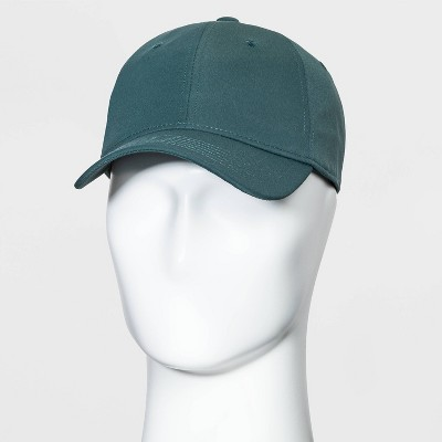 Men's Textured Nylon Baseball Hat - Goodfellow & Co™ Green