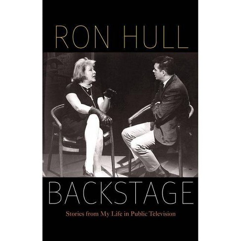 Backstage - by  Ron Hull (Paperback) - image 1 of 1