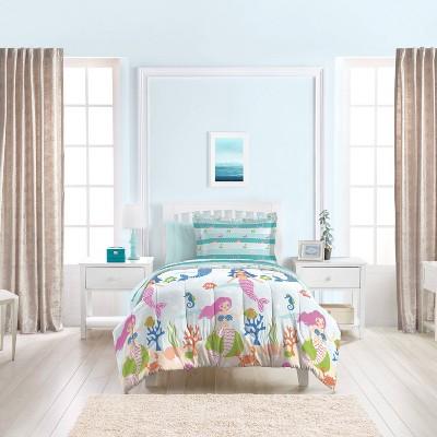 Mermaid Dreams Mini Bed in a Bag - Dream Factory