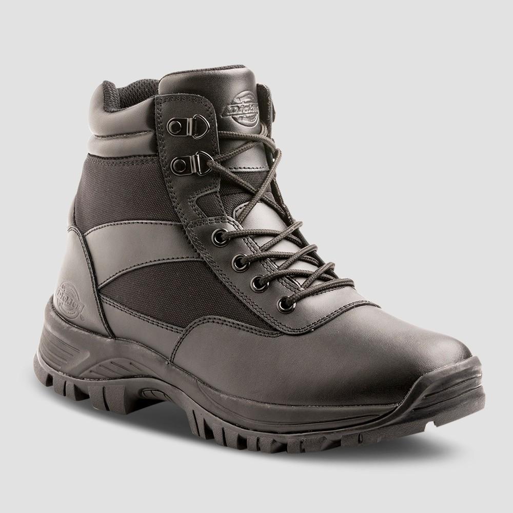 Work Boots Dickies Javelin 6 Black 10.5, Men's