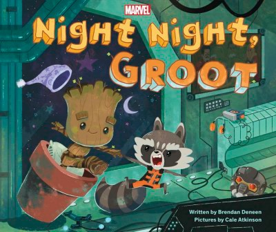 Night Night, Groot (Hardcover)(Brendan Deneen)