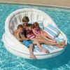Swimline Solstice 15135HR Inflatable 3 Person AquaSofa Couch Float Raft w/ Pump - image 4 of 4