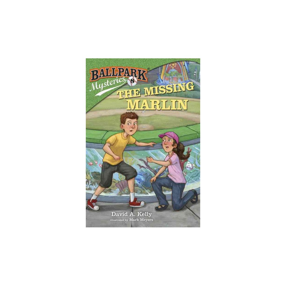 The Missing Marlin (Paperback)