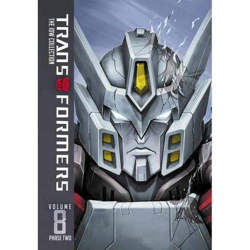 Transformers: IDW Collection Phase Two Volume 8 - by  John Barber & James Roberts (Hardcover) - image 1 of 1