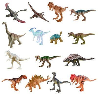 Jurassic World: Camp Cretaceous  15 pk Minis