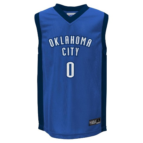 official photos 3421a 49719 Oklahoma City Thunder Toddler Boys' Russell Westbrook Jersey - 2T